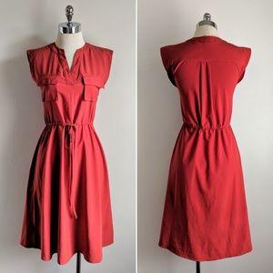 COMING SOON - Modcloth Tie Waist Shirt Dress